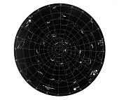 view Apollo 11 Flight, Artifacts; Stars, Charts. [photograph] digital asset number 1
