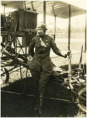 view Law, Ruth B. (Oliver); Curtiss Model D Headless, Ruth Law. [photograph] digital asset number 1