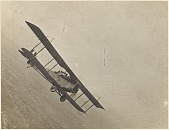 view Curtiss JN-4H Hisso Jenny. [photograph] digital asset number 1