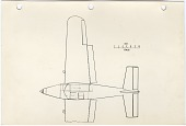 view Miles M.38 Messenger Family, Proposed Ambulance Modification, Drawing. [photograph] digital asset number 1