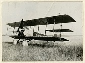 view Timm Tractor Biplane (1916). [photograph] digital asset number 1