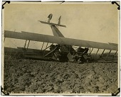 view Curtiss NBS-1 (Martin MB-2), Wreck; Safety, Accidents, General. [photograph] digital asset number 1