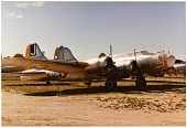 view Boeing B-17G Flying Fortress; Pima Air Museum (Tucson, AZ). [photograph] digital asset number 1
