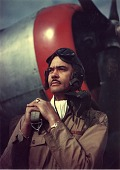 view Davis, Benjamin Oliver, Jr. (Colonel);R̀epublic P-47 (F-47) Thunderbolt Family. [photograph] digital asset number 1