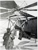 view de Bothezat Helicopter (1922); de Bothezat, George (Dr). [photograph] digital asset number 1