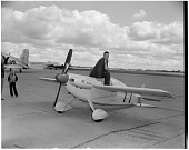 view Beville Special; Events, 1949 Cleveland, OH, National Air Races. [photograph] digital asset number 1
