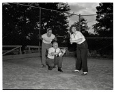 view Baseball; Day Camps; YMCA. [photograph] digital asset number 1
