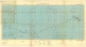 "view Captain Theodore J. ""Dutch"" Van Kirk Boeing B-29 Enola Gay Route Map, Tinian to Hawaii via Kwajalein digital asset: Map, aeronautical chart ""Oahu-Saipan (S-144)"""