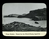 view Douglas World Cruiser (DWC), World Flight. [lantern slide] digital asset number 1