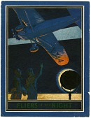 """view Airports, Lighting, Crouse-Hinds Company, Catalog, """"Fliers of the Night"""", 1929. [ephemera] digital asset number 1"""