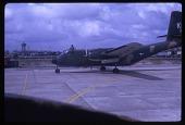 view de Havilland (Canada) (DHC-4) AC-1B (CV-2B, C-7B) Caribou; Wars and Conflicts, Vietnam War. [photograph] digital asset number 1