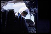view Murphy, Kevin J.; de Havilland (Canada) (DHC-4) AC-1B (CV-2B, C-7B) Caribou, Cockpit; Wars and Conflicts, Vietnam War. [photograph] digital asset number 1