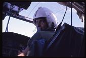 view de Havilland (Canada) (DHC-4) AC-1B (CV-2B, C-7B) Caribou, Cockpit; Wars and Conflicts, Vietnam War. [photograph] digital asset number 1