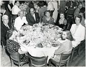 view Thaden, Iris Louise McPhetridge; Sharlock, Herbert L.; Howard, Benjamin Odell; Noyes, Blanche Wilcox; Events, 1947 Cleveland, OH, National Air Races. [photograph] digital asset number 1