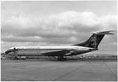 view BAC VC10 Series 1100; British Caledonian Airways (UK). [photograph] digital asset number 1