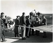 """view Yeager, Charles Elwood """"Chuck""""; Bell X-1A. [photograph] digital asset number 1"""
