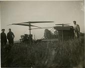 view Berliner (Emile) Helicopter, 1921. [photograph] digital asset number 1