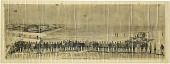 view 1928 National Air Races Panoramic Photograph digital asset: 1928 National Air Races Panoramic Photograph