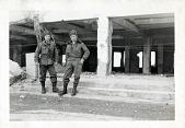 view Hitt, Ward Jr.; Air Force, Units, 336th Fighter Squadron; Korean War. [photograph] digital asset number 1