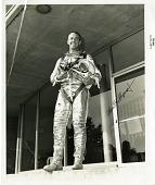 view Mercury Project, Astronauts, NASA; Shepard, Alan B., Jr.. [photograph] digital asset number 1