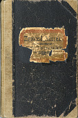view Autograph Book and Diary of Zenos R. Miller (Diary 1) digital asset: Autograph Book and Diary of Zenos R. Miller (Diary 1)