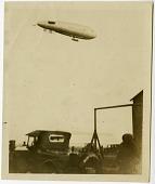 view LTA; Airships; USA, Navy, C Type, General. [photograph] digital asset number 1