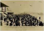 view Moisant, Alfred J.; Moisant, Matilde J.; Moisant, John Bevins; Moisant (John) 1910 Monoplane. [photograph] digital asset number 1