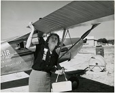 view 1961 Fort Myers, All Woman's International Air Race; Callaway, Margaret W.. [photograph] digital asset number 1