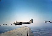 view Douglas C-47 Skytrain Family; Kirkpatrick, James J.; Army Air Forces, Training; World War II, USA, General. [photograph] digital asset number 1