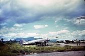view Curtiss C-46 Commando Family; Douglas C-47 Skytrain Family; Kirkpatrick, James J.; World War II, Pacific Theater, Philippines. [photograph] digital asset number 1