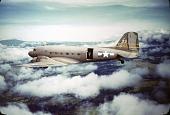 view Douglas C-47 Skytrain Family; Kirkpatrick, James J.; World War II, Pacific Theater, Philippines. [photograph] digital asset number 1