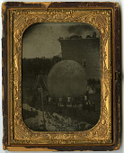 view LTA, Balloons, USA, Steiner (John), Erie, Pennsylvania, Ascension (June 1857). [photograph] digital asset number 1