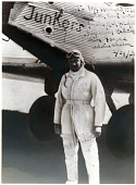 view Robinson, John C.; Challenger Air Pilots' Association; Junkers Ju 52/3mg Military; Ethiopian Air Force. [photograph] digital asset number 1