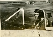 "view Campbell, Lawrence Edward ""Larry,"" Jr.; Republic P-47 (F-47) Thunderbolt Family. [photograph] digital asset number 1"