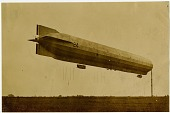 view Lighter than Air (LTA), Airships, UK, Rigid Airships, No.24. [photograph] digital asset number 1
