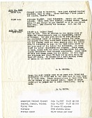 "view Smith, Ernest Le Roy ""Ernie""; Bronte, Emory B.. [document] digital asset number 1"