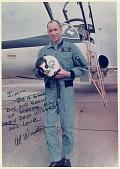 view Worden, Alfred Merrill; Northrop T-38 Talon Family. [photograph] digital asset number 1