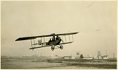 view Christofferson 1914 Tractor Biplane. [photograph] digital asset number 1