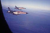 view Wars and Conflicts, Vietnam War, General; Republic F-105 Thunderchief Family. [photograph] digital asset number 1