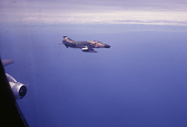 view McDonnell F-4C (F-110A) Phantom II; Wars and Conflicts, Vietnam War, General. [photograph] digital asset number 1