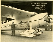 view Wiley Post Autographed Photo digital asset: Wiley Post Autographed Photo