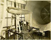 view Weick, Fred E.; Miscellaneous, Engineering, Wind Tunnels, National Advisory Committee for Aeronautics (NACA), General. [photograph] digital asset number 1
