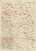 "view Map, ""Carte des Camps et Cantonnements Ennemis"" digital asset: Map, ""Carte des Camps et Cantonnements Ennemis"""