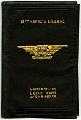 view Mechanic's License digital asset: Mechanic's License