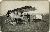 view Hendon Aerodrome Photographs [Rix] digital asset: Hendon Aerodrome Photographs [Rix]