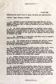 view Official Duties, Personnel (see also oversized, Box 162), Air Force Negro Personnel Policies digital asset: Official Duties, Personnel (see also oversized, Box 162), Air Force Negro Personnel Policies