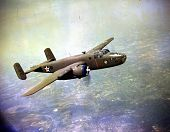 view North American B-25 Mitchell digital asset: North American B-25 Mitchell