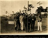view Photograph of Albert Cushing Read on a Golf Course digital asset: Photograph of Albert Cushing Read on a Golf Course