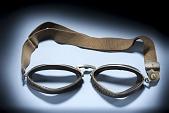 view Goggles, Flying, Amelia Earhart digital asset number 1