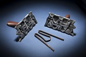 view Molds and Clamp, Buck Rogers, Junior Caster's Set digital asset number 1